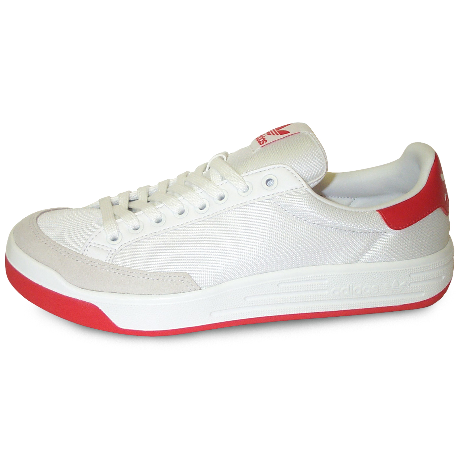 Adidas Rod Laver Super Tennis Shoe White/Red