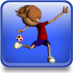Footbag Freestyle Video Game Icon
