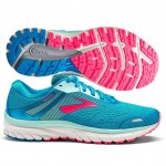 Womens GTS 18 Blue-Mint-Pink