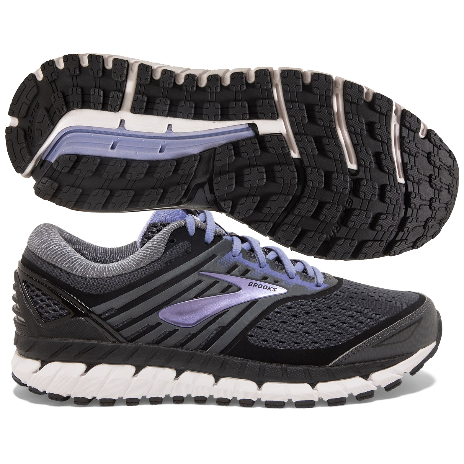 Brooks Ariel 18 Women's Ebony/Black