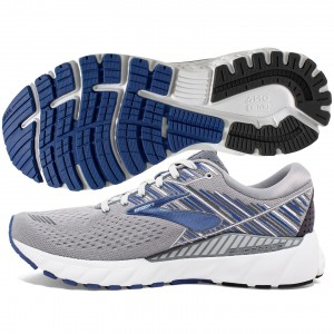 GTS 19 Mens Grey:blue:ebony