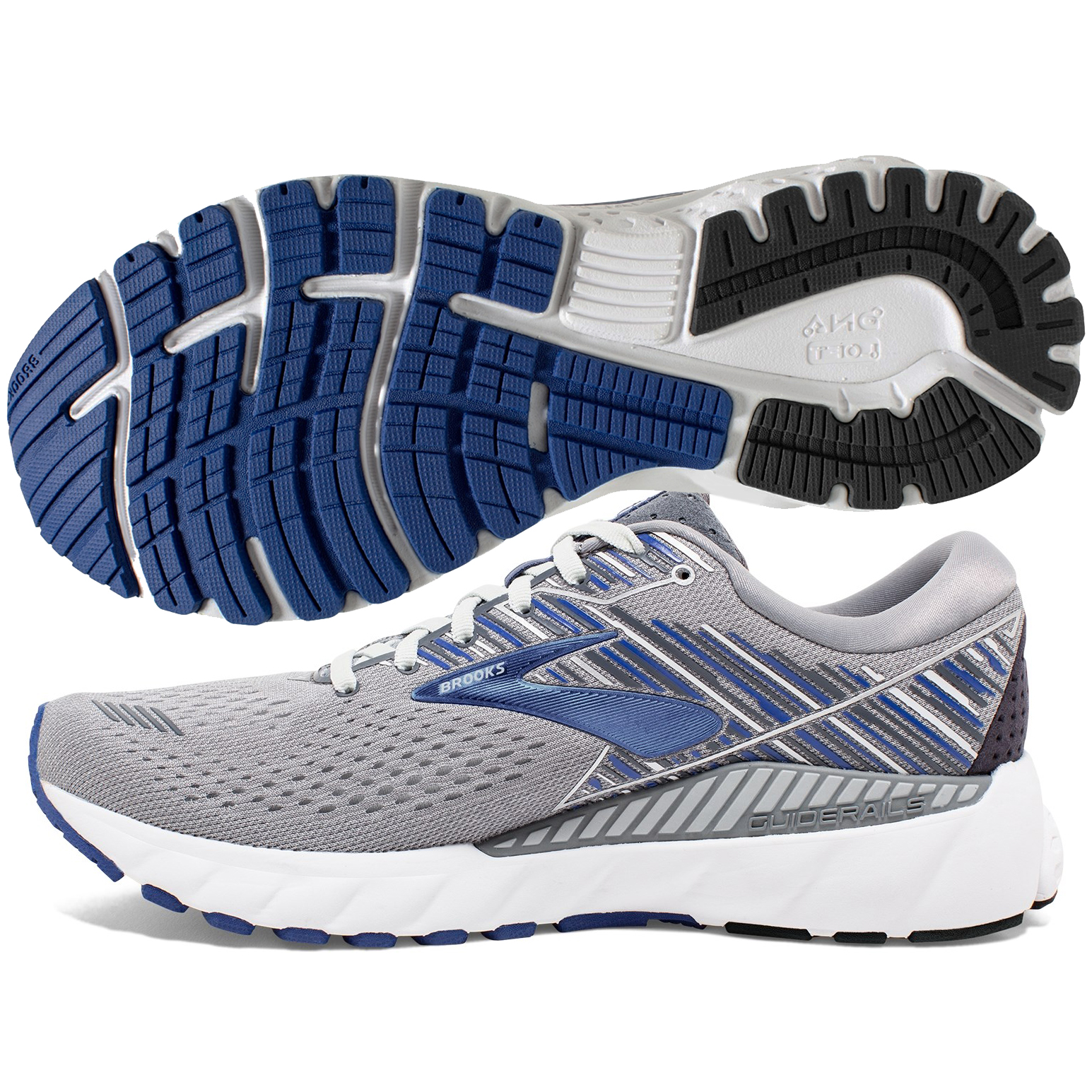 Brooks Adrenaline GTS 19 Men's Grey