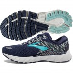 GTS 19 womens navy:aqua:tan