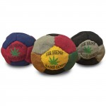 Sir Hemp footbag 3 pack