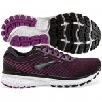 Ghost 12 womens black hollyhock pink