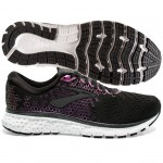 Glycerin 17 womens black iridescent