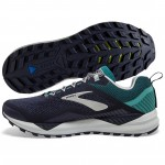 Brooks Cascadia Blue Grass