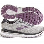 Womens Adrenaline GTS 20 white grey valerian