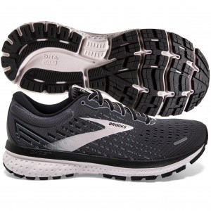Brooks Chost 13 Womens black pearl hushed viiolet